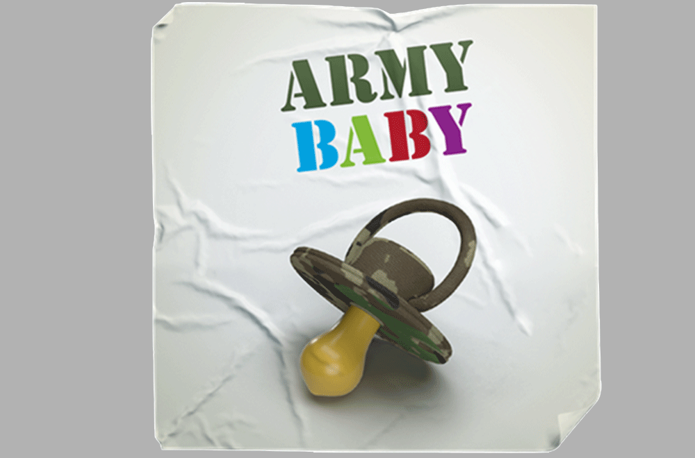 Army-Baby